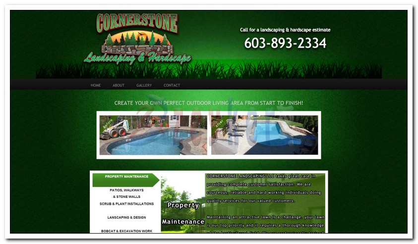 CornerStone Landscaping And Design