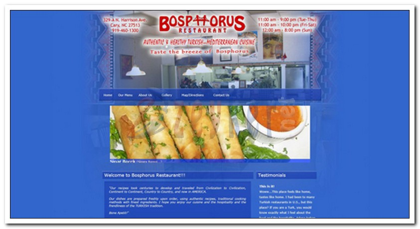 Bosphorus Restaurant